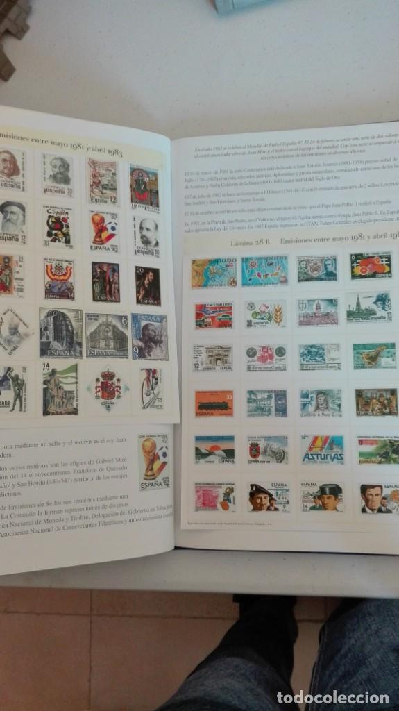 Sellos: Colección completa facsímil de todos los sellos de la peseta - Foto 5 - 199141621