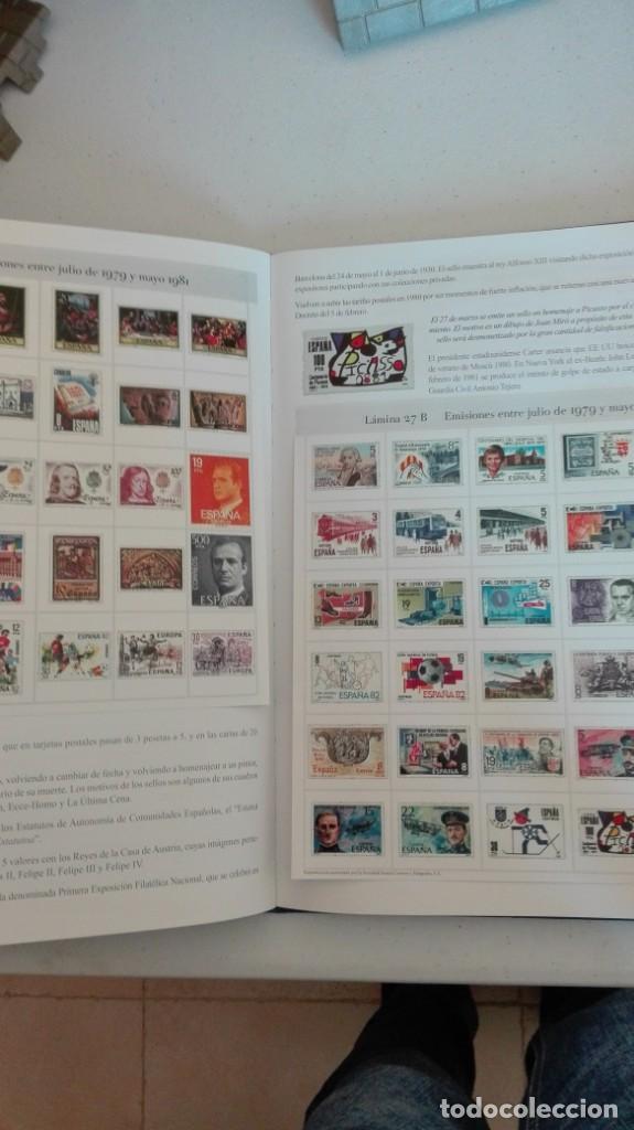 Sellos: Colección completa facsímil de todos los sellos de la peseta - Foto 6 - 199141621