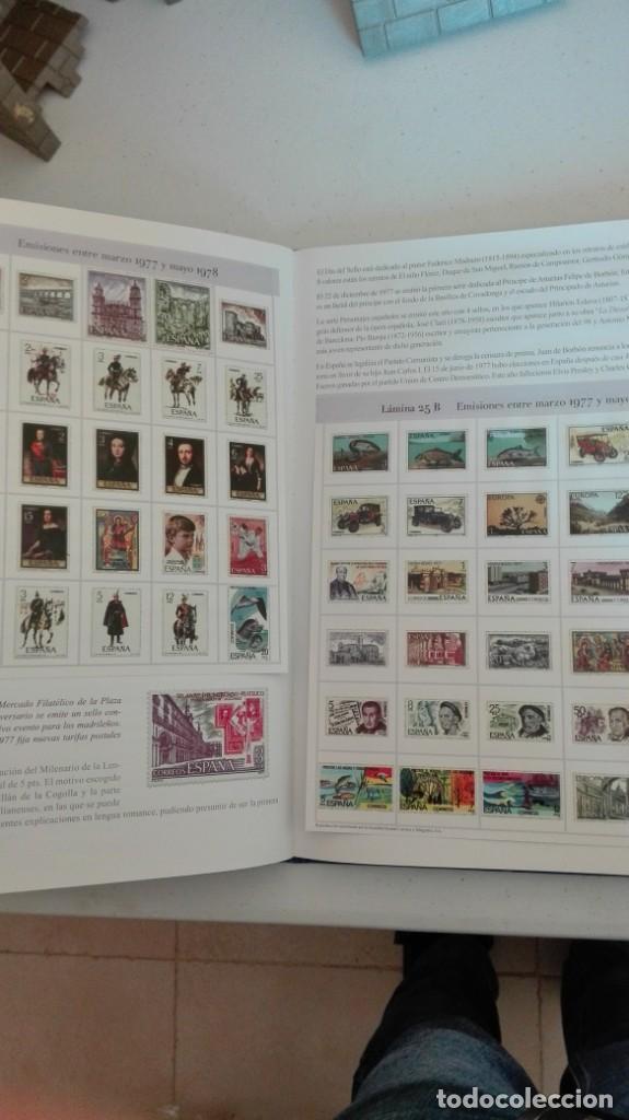 Sellos: Colección completa facsímil de todos los sellos de la peseta - Foto 7 - 199141621