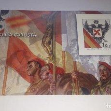 Sellos: SELLO AGUILA CARLISTA. Lote 199712160