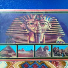 Sellos: LOTE DE 13 MONEDAS + 17 SELLOS ( EGYPT ). Lote 200895135