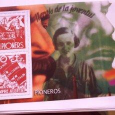 Sellos: GUERRA CIVIL ESPAÑOLA EN SELLOS DE CORREOS EL MUNDO. Lote 205853892