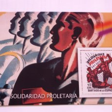 Timbres: GUERRA CIVIL ESPAÑOLA EN SELLOS DE CORREOS EL MUNDO. Lote 205855091
