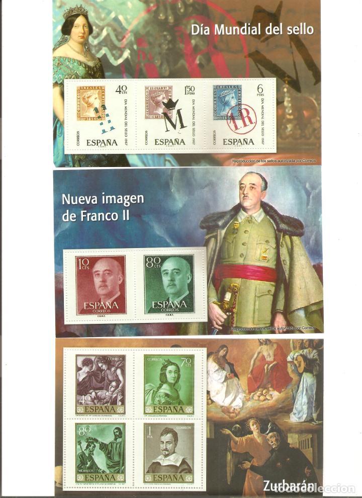 Sellos: 2183. REPRODUCCION DE 31 SELLOS DE ESPAÑA - Foto 2 - 206254302