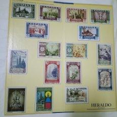 Sellos: SELLOS HISTÓRICOS DEL PILAR. Lote 208984583