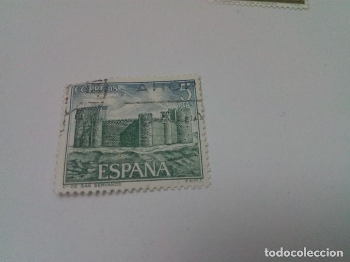 LOTE DE 155 SELLOS USADOS. VARIOS MOTIVOS LA MAYORÍA ESPAÑA. VER FOTOS C14S1 (Filatelia - Sellos - Reproducciones)