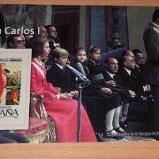 Sellos: REPRODUCCION HOJA BLOQUE. SELLOS JUAN CARLOS I Nº. 23 - SELLO-426. Lote 211648828