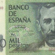 Timbres: REPRODUCCIÓN BILLETE MIL PESETAS (1979). EL MUNDO. BILL-774. Lote 214095113