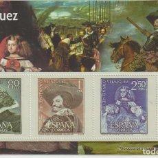 Sellos: HOJITA ESPAÑA- REPRODUCIONES AUTORIZADAS. Lote 217499097