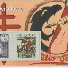 Sellos: HOJITA ESPAÑA- REPRODUCIONES AUTORIZADAS. Lote 217499115