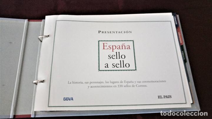 Sellos: Colección España Sello a Sello El Pais y BBVA - Foto 2 - 217532405