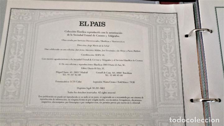Sellos: Colección España Sello a Sello El Pais y BBVA - Foto 3 - 217532405