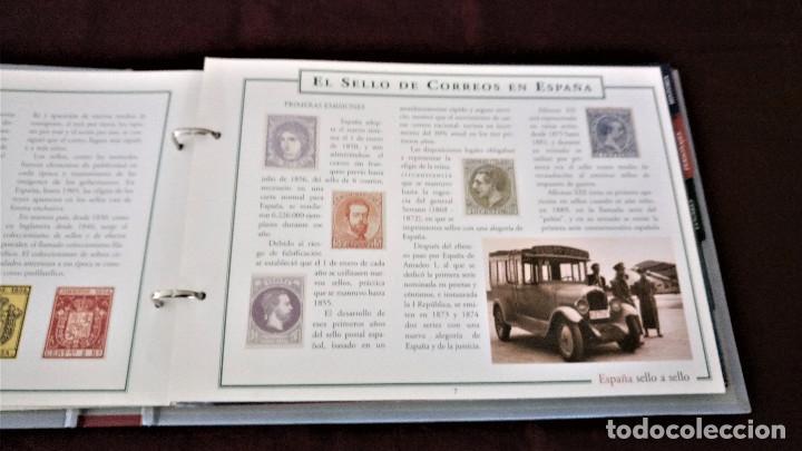 Sellos: Colección España Sello a Sello El Pais y BBVA - Foto 4 - 217532405
