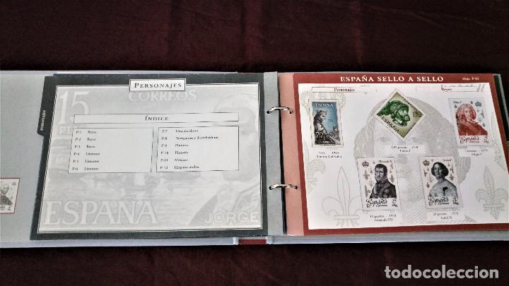 Sellos: Colección España Sello a Sello El Pais y BBVA - Foto 6 - 217532405