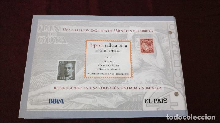 Sellos: Colección España Sello a Sello El Pais y BBVA - Foto 10 - 217532405