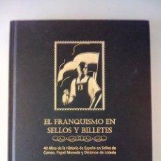 """Francobolli: EL FRANQUISMO EN SELLOS Y BILLETES. """"COLECCION COMPLETA"""". (+ LOS SELLOS DE LA DEMOCRACIA *REGALO*). Lote 227618396"""