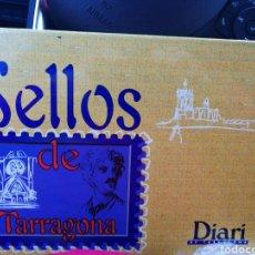 Timbres: SELLOS TARRAGONA PLATA 925. Lote 230980990