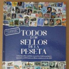 Timbres: TODOS LOS SELLOS DE LA PESETA. Lote 232422765