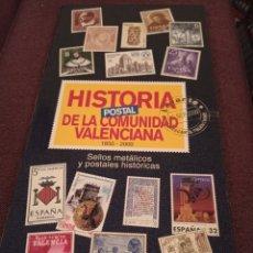 Francobolli: HISTORIA POSTAL DE LA COMUNIDAD VALENCIANA.. Lote 232876975