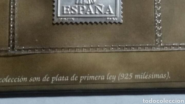 Sellos: ARAGON replica sellos en plata de 925 milesimas - Foto 2 - 235201395