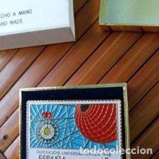 Sellos: PIN EXPO 92 DE CORREOS. Lote 235404445