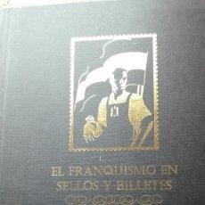 Sellos: COLECCION COMPLETA DE TODOS LOS SELLOS Y BILLETES DEL FRANQUISMO. Lote 253197265
