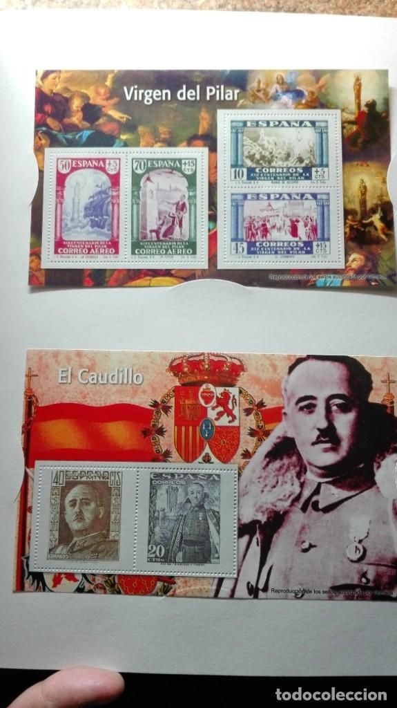 Sellos: Coleccion completa de todos los sellos y billetes del Franquismo - Foto 3 - 253197265