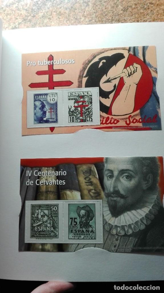 Sellos: Coleccion completa de todos los sellos y billetes del Franquismo - Foto 4 - 253197265