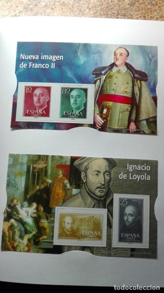 Sellos: Coleccion completa de todos los sellos y billetes del Franquismo - Foto 5 - 253197265