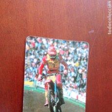 Sellos: CALENDARIO 1986 MOTO TRIAL. Lote 262344630