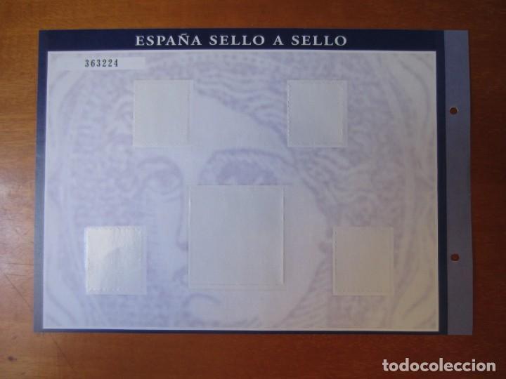 Sellos: Lamina Hoja H-3 (Amadeo I) de la Colección España Sello a Sello de El Pais y BBVA - Foto 2 - 267061474