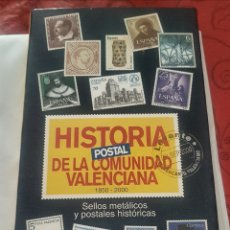 Sellos: HISTORIA POSTAL DE LA COMUNIDAD VALENCIANA 1850-2000. Lote 268841919