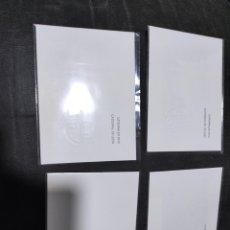 Sellos: PRUEBA DE ARTISTA/LUJO ESPAÑA 2012 N 107,108,109 Y 110. Lote 274838748