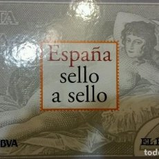 Sellos: COLECCION ESPAÑA SELLO A SELLO. Lote 275544118