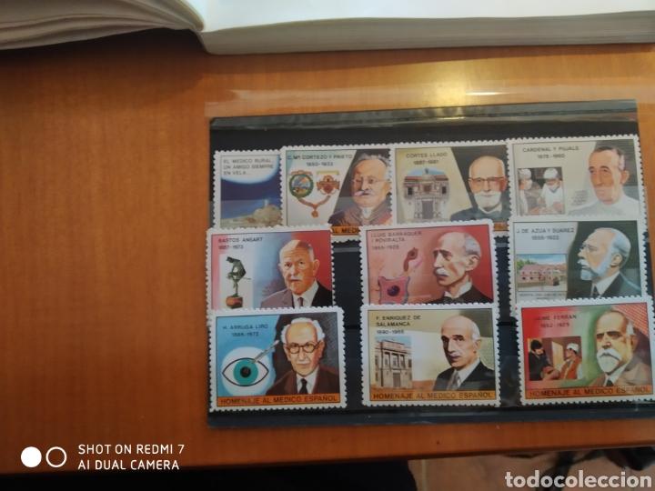 Sellos: Sellos sin valor postal - Foto 2 - 275890953