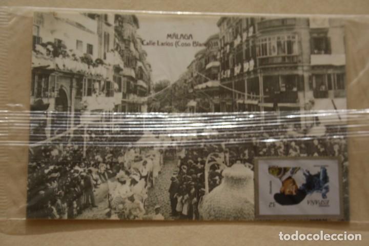 Sellos: SELLO TROQUELADO METAL HUECOGRABADO: MANOLETE – NUEVO – FICHA TECNICA HISTORIA - POSTAL - Foto 2 - 276317578