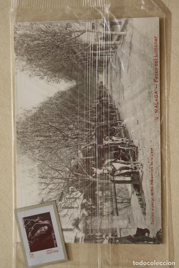 Sellos: SELLO TROQUELADO METAL HUECOGRABADO: LOLA FLORES – NUEVO – FICHA TECNICA HISTORIA - POSTAL - Foto 2 - 276337253