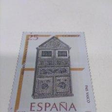 Sellos: SELLO METÁLICO ESPAÑA ARMARIO DE FARMACIA S XVIII. PAÍS VASCO.. Lote 278343843