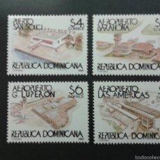Sellos: SELLOS DE REPÙBLICA DOMINICANA. YVERT 1177/80. SERIE COMPLETA NUEVA SIN CHARNELA.. Lote 53478991