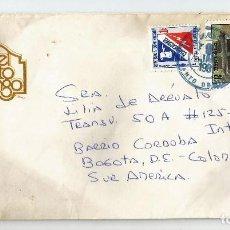 Sellos: REPÚBLICA DOMINICANA. CORREO AÉREO. 1981. Lote 204524606