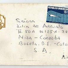 Sellos: REPÚBLICA DOMINICANA. CORREO AÉREO. 1981. Lote 67573413