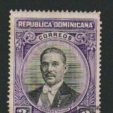 Sellos: REPÚBLICA DOMINICANA.1933.-3 CENTAVOS.YBERT 262.USADO. Lote 76637755
