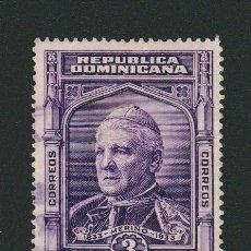 Sellos: REPÚBLICA DOMINICANA.1933.-3 CENTAVOS.YBERT 252.USADO. Lote 76838079