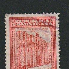 Sellos: REPÚBLICA DOMINICANA.1930-31.- 2 CENTAVOS.YVERT 230.USADO.. Lote 77244505