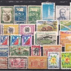 Sellos: REP.DOMINICANA - LOTE 29 SELLOS DIFERENTES - USADO. Lote 98632063