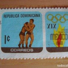 Sellos: JUEGOS OLIMPICOS MEXICO 1968. Lote 134402110