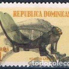 Sellos: REPÚBLICA DOMINICANA 1969 SELLO USADO Y 670. Lote 145023026