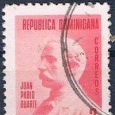 Sellos: REPÚBLICA DOMINICANA 1970 SELLO USADO Y 683. Lote 145023066