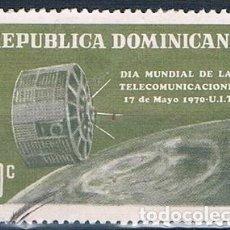 Sellos: REPÚBLICA DOMINICANA 1970 SELLO USADO Y 691. Lote 145023070
