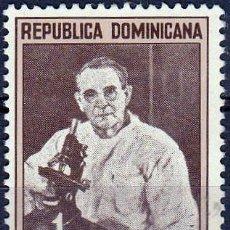 Sellos: 1975 - REPUBLICA DOMINICANA - DOCTOR FERNANDO DELFILLO - MICHEL 1083. Lote 149960566